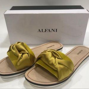 Alfani • Women's Noahh Slide Sandal